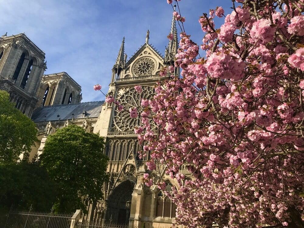 Natalia Paris Chartres Spring12