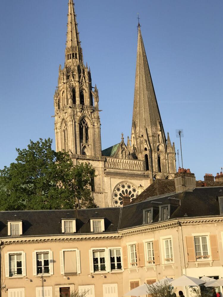 Natalia Paris Chartres Spring15