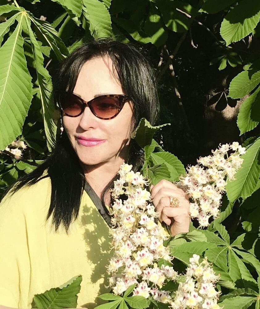 Natalia Paris Chartres Spring81